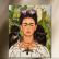 Toda Frida Kahlo cargada en el móvil