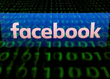Falla de Facebook