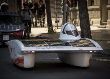 CHILE-SOLAR-CAR-RACE