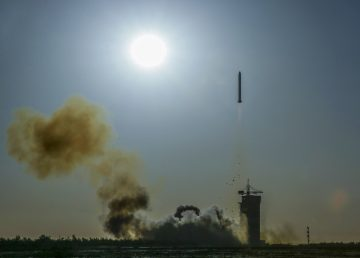Francia y China lanzan un satélite para estudiar el clima