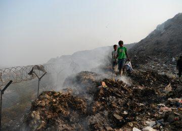 La contaminación atmosférica provoca la muerte de 600.000 niños cada año