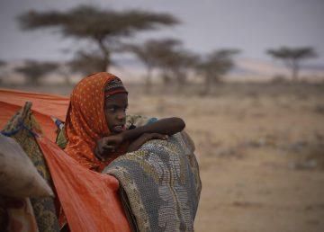 SEQUÍA Y HAMBRUNA POR LA FALTA DE LLUVIAS EN ÁFRICA ORIENTAL