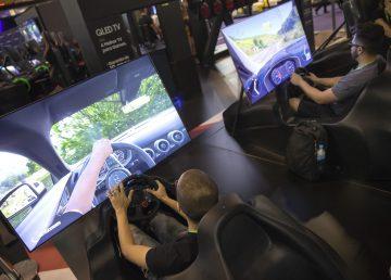 La realidad virtual conquista el mayor templo de videojuegos de Latinoamérica