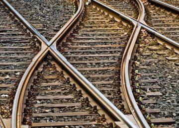 El tren eléctrico en su etapa final,