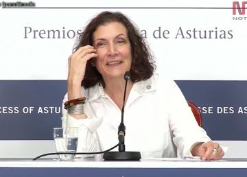 """Alma Guillermoprieto: """"El Periodismo no está en riesgo"""""""