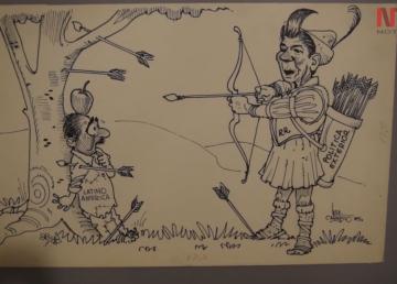 La Universidad de Alcalá acoge a la Caricatura Mexicana