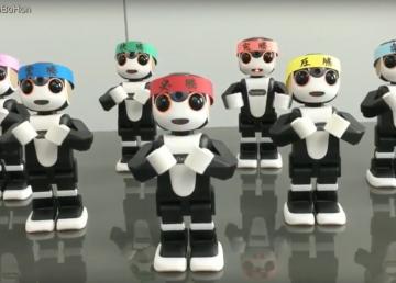 RoBoHon, el humanoide que guiará turistas