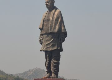 INDIA-ESTATUA-POLITICA