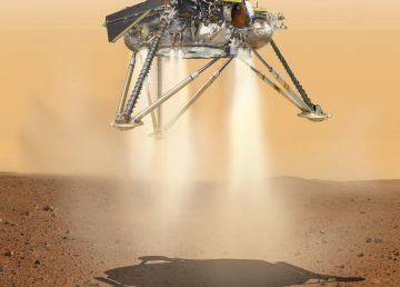 """La NASA, a punto de empezar a conocer """"el corazón"""" de Marte"""