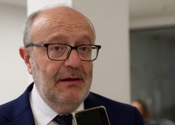Nuevo embajador de España visita Efe