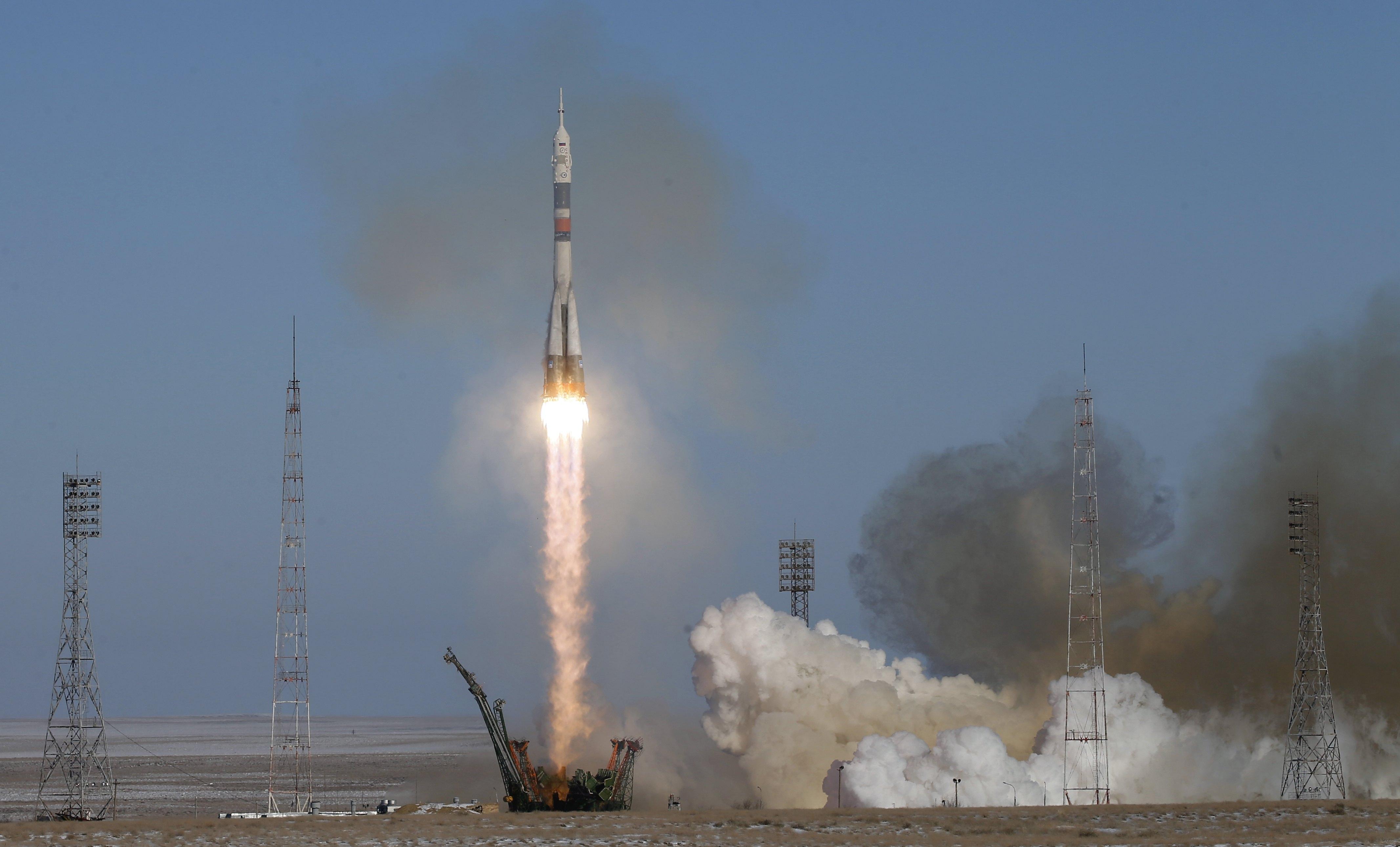 Rusia prevé poner en órbita cuatro satélites que detectan lanzamiento misiles