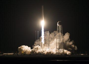 Llega a EE.UU. el primer módulo de servicio europeo para el Orion de la NASA