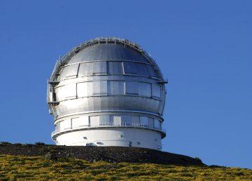 Confirman la existencia de una galaxia enana que descubrió un astrónomo aficionado