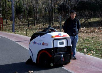 """El primer """"parque inteligente"""" de recreo del mundo abre sus puertas en Pekín"""