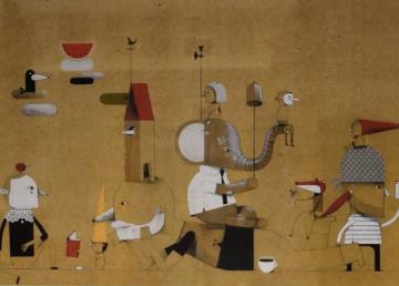 Ilustración Infantil, en el Museo ABC