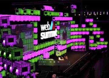 El congreso tecnológico de Lisboa pone el foco en la inteligencia artificial