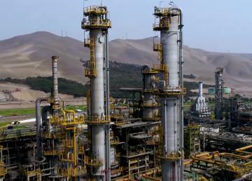 Repsol inauguró unidades de producción en Lima