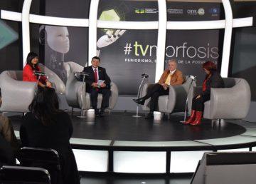 Panel de Periodismo Colaborativo