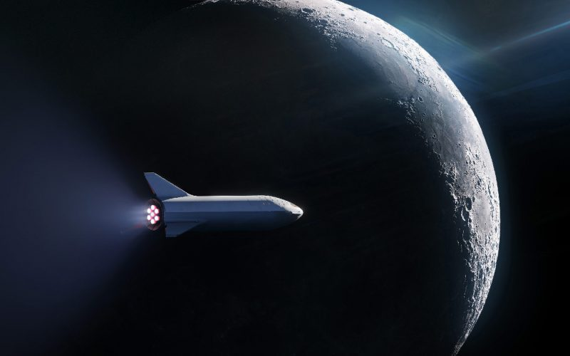 "Elon Musk, de SpaceX, rebautiza su próximo gran cohete como ""Starship"""