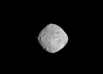 El primer asteroide recolector de muestras de la NASA llega al objetivo, Bennu