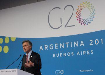 Segunda y última jornada de la cumbre del G20