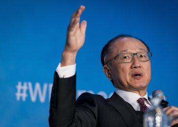 El BM promete 200.000 millones de dólares para combatir el cambio climático
