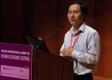 He Jiankui, el modificador genético de bebés, entra en lista anual de Nature
