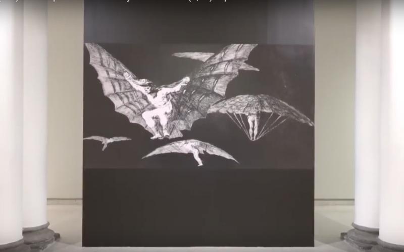 Los disparates de un Goya crítico