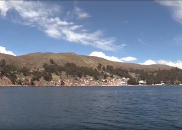 El Titicaca apuesta al turismo con su museo bajo el agua