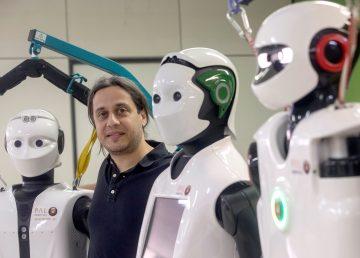 Robots humanoides al servicio de las personas para la próxima década
