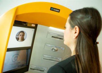 Cajeros con reconocimiento facial