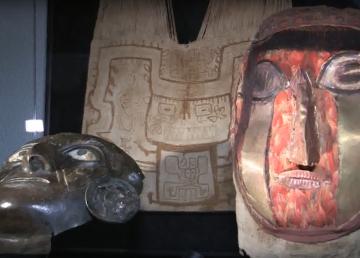 Los textiles incas al Museo de Bélgica