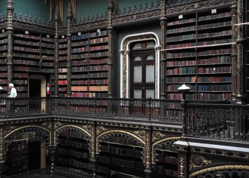 Biblioteca Nacional de Rio de Janeiro