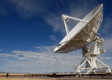 Un radiotelescopio europeo detecta miles de nuevas galaxias