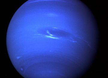Hippocampo, la luna más pequeña del planeta Neptuno recién descubierta