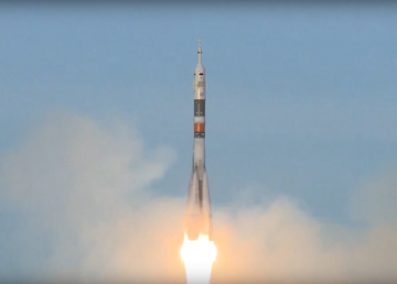 El éxito de Soyuz ms-11