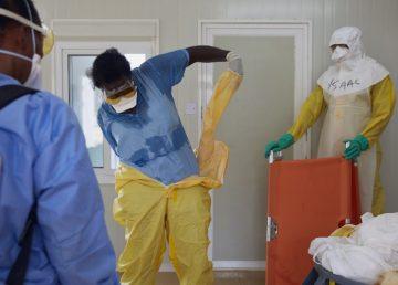 Descubren un anticuerpo clave para una futura vacuna contra el Ébola