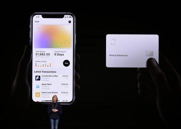 Apple lanza una nueva tarjeta de crédito