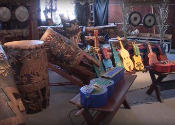 Instrumentos exoticos