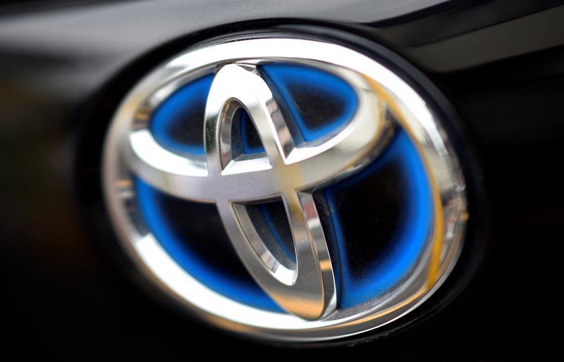 Toyota Motors.