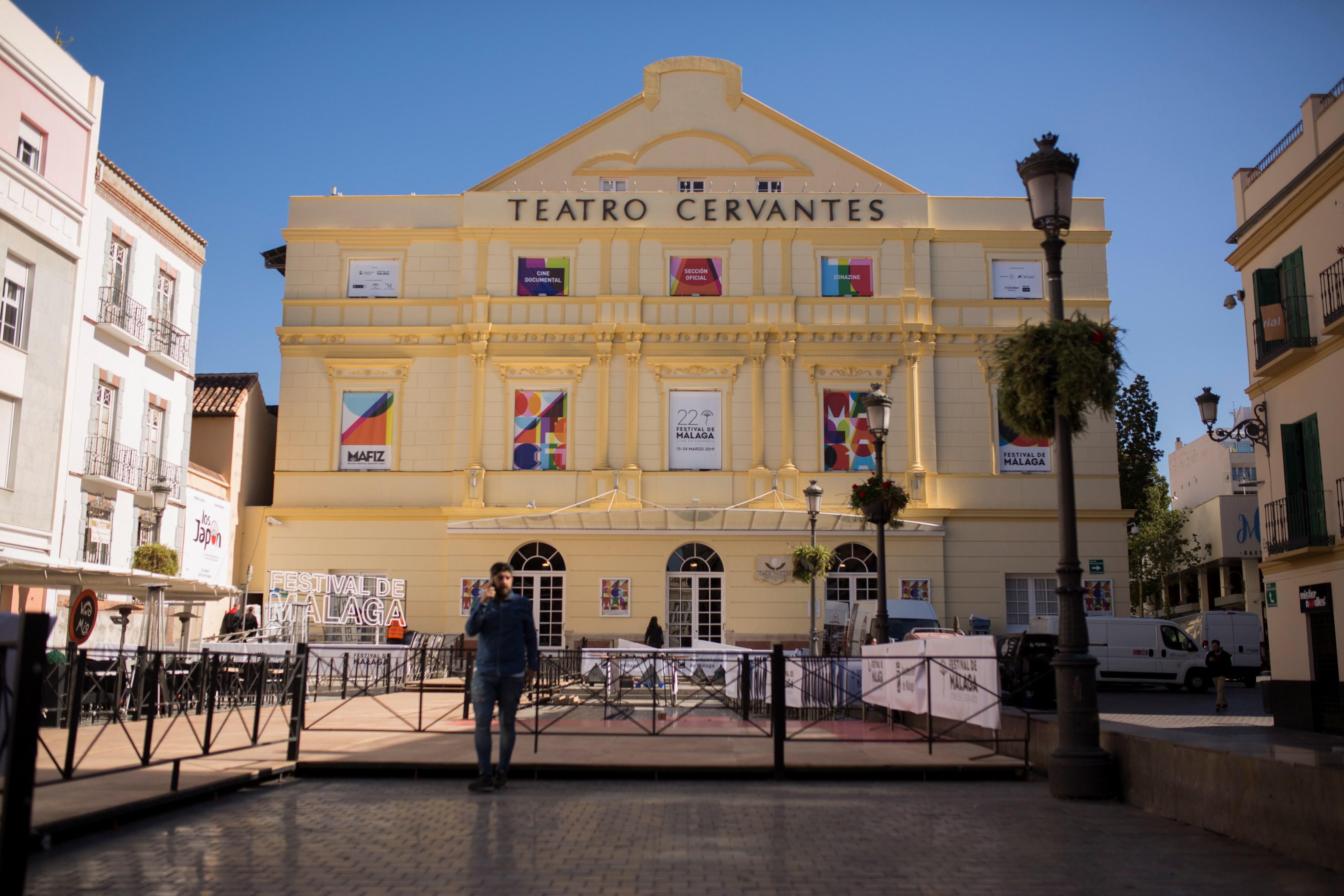 Todo listo para el Festival de Cine en Español de Málaga