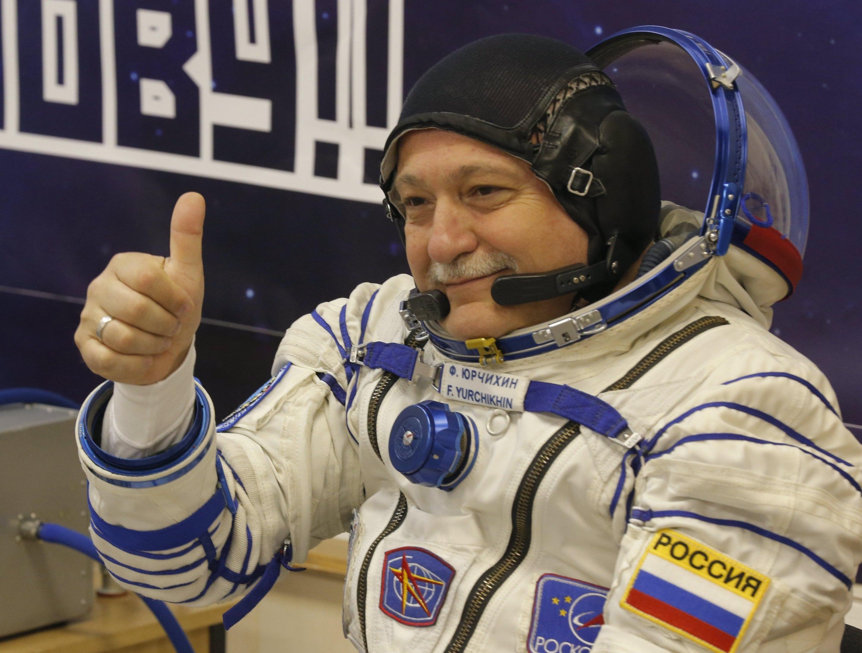 Astronauta ruso tocará tierra en Paraguay para hablar con los jóvenes