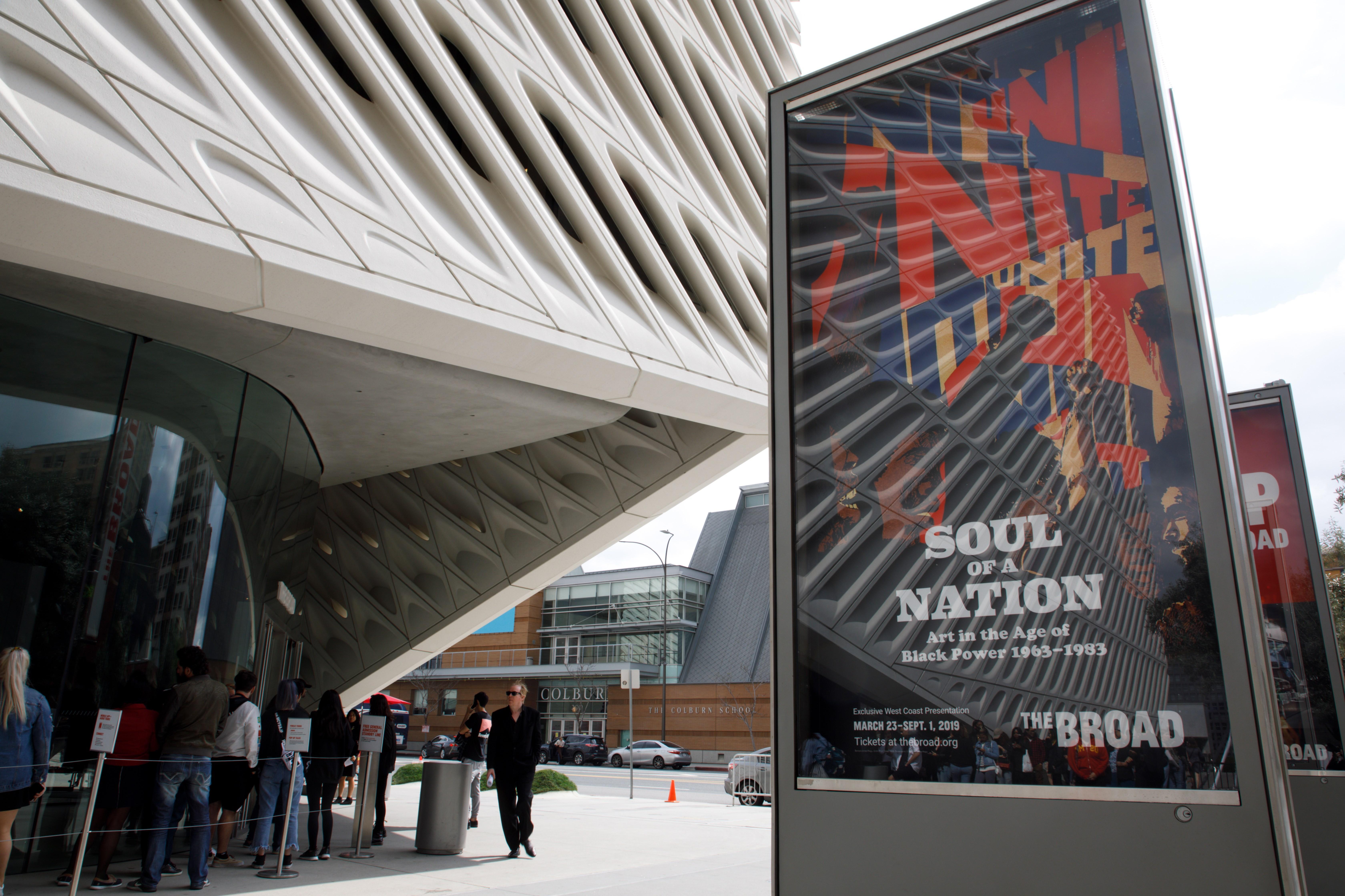 Museo de Los Ángeles rastrea las huellas artísticas del