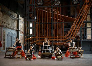 Rock in Río un espectáculo que inundará las calles con el folclore asiático