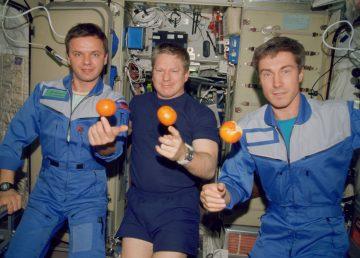 Rusia desarrolla una lavadora para la Estación Espacial Internacional