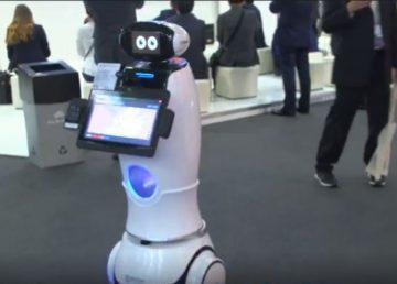"""Regiones del cerebro muestran """"inquietud"""" si robots parecen demasiado humanos"""