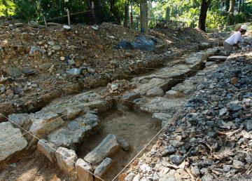 Encuentran un tesoro arqueológico en el zoológico de Río de Janeiro
