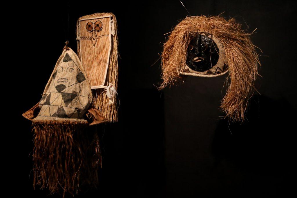"""Museo """"desenmascara"""" la Amazonía con muestra de máscaras antiguas"""