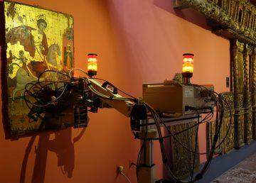 Rayos gamma para proteger el patrimonio artístico