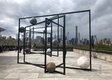 Los rascacielos de Manhattan se cuelan en la última gran obra del Met